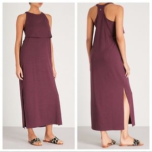Sweaty Betty Holistic Cut-out Maxi Dress